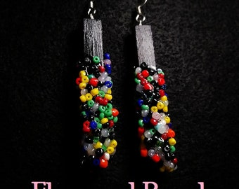 Candy Dipped Earrings