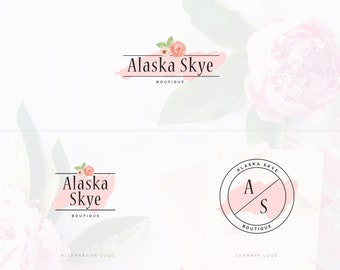 Business Logo Design, Photography Logo, Premade Logo, Branding Kit Design, Mini Branding, Calligraphy Logo, small business