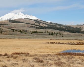 A glimpse of Yellowstone
