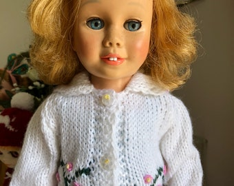 Chatty Chaty doll sweater