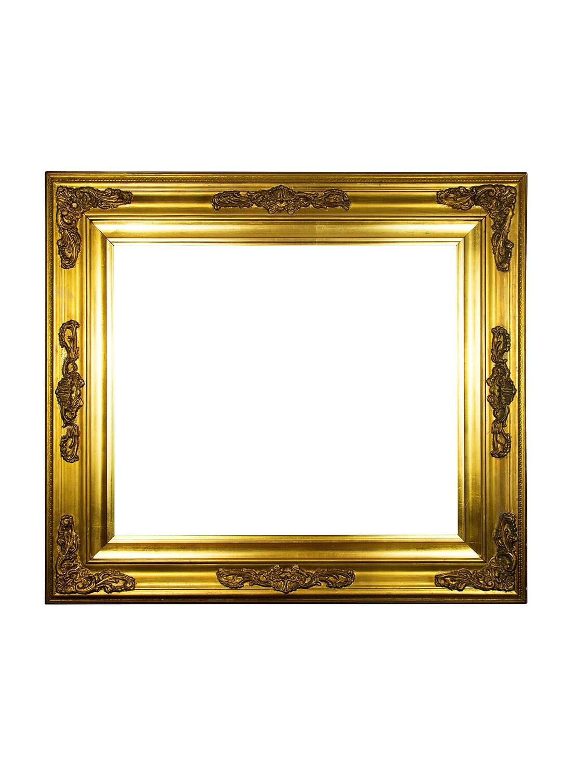 Große antike Rahmen verzierten Gold Bilderrahmen Antik Gold