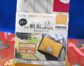 Canvas Bag Self Made Kit Shoulder type 25 x 29 cm #1