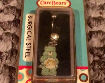 Wish Care Bear Vintage Belly Ring