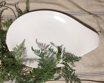 Eva zeisel lugged platter for Hallcraft