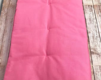 Doll Large Mattresses, 18 Inch Doll Large Mattresses, 20 Inch x 12 Inch Mattresses, Doll Mattress, 18 Inch Doll Mattress, Pink