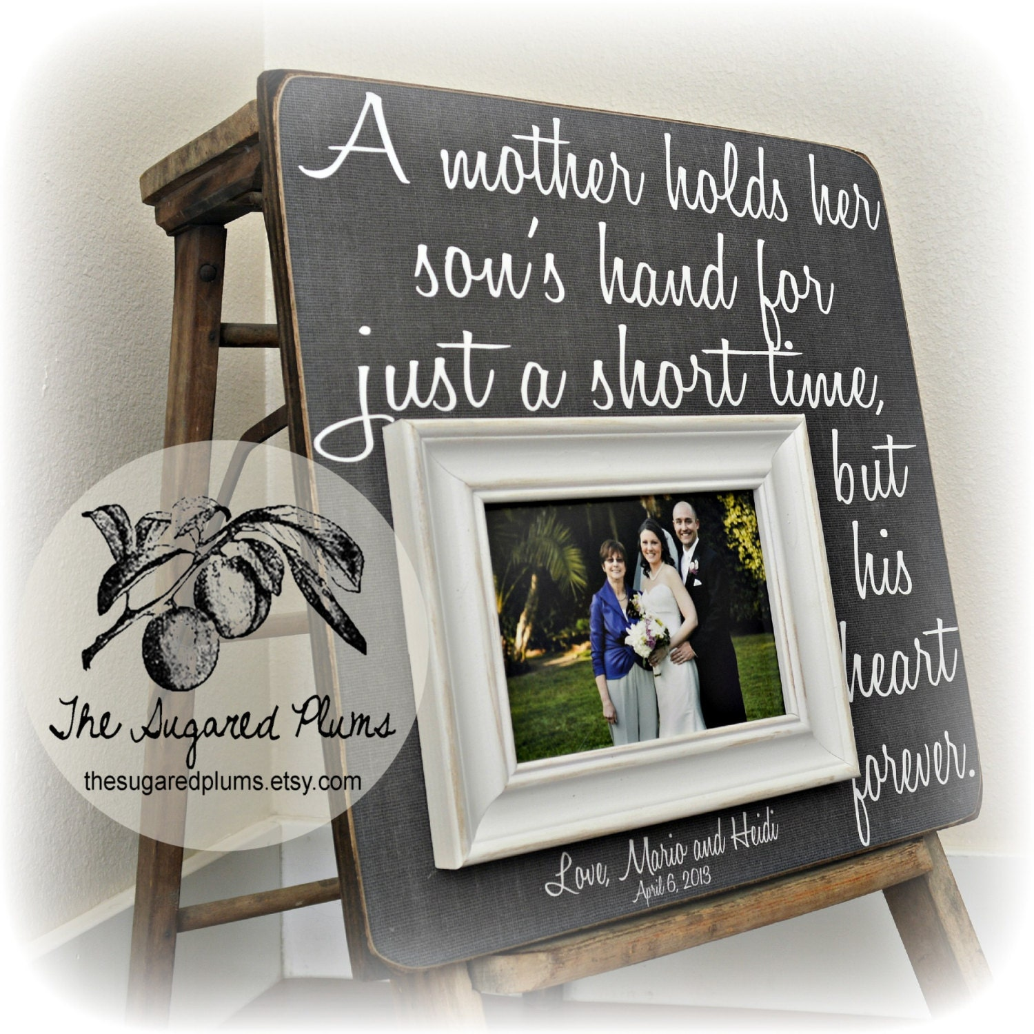 Most Memorable Wedding Gifts: Parents Wedding Gift Parents Of The Groom Father Of The