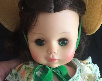 """Madame Alexander Scarlett 14"""" Gone with the Wind Doll"""