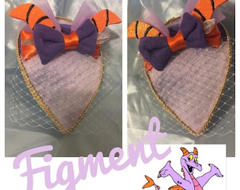 Figment Inspired hat