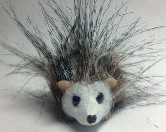 Ooak miniature hedgehog
