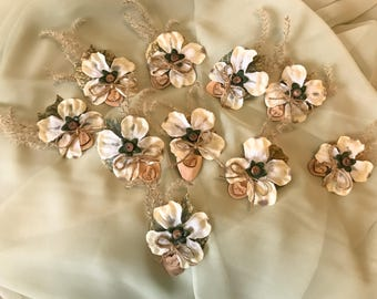 Boutonniere, Rustic Boutonnieres