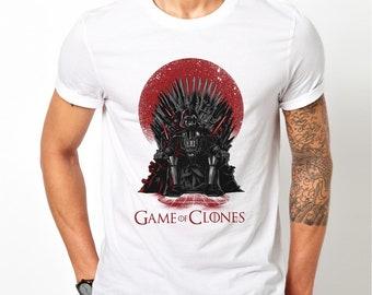 Men's Game of Clones T-Shirt