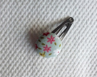 PIN button flowers
