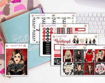 Can you keep a secret? PLL Planner Sticker Kit