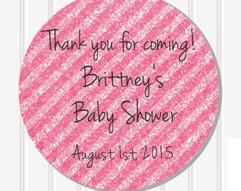 Baby Shower Decor, Personalized Sticker, Favor Stickers, Baby Shower Stickers, Custom Stickers, Baby Shower Favor, Baby Shower Labels, SS22