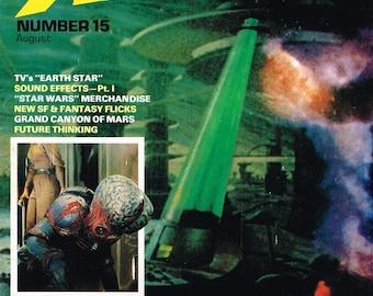 Starlog - Magazine No #15   –  1978