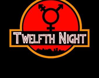 Twelfth Night - Jurassic Park