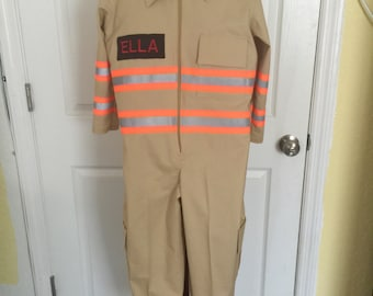 Ghostbusters 2016 Coveralls  Childrens Costume