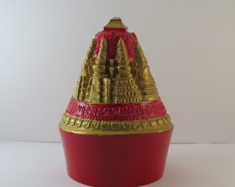 Buddhist Stupa Tsa Tsa