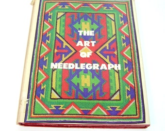 The Art Of Needlegraph By Sylvia Goldman, Patterns That Let You Create Your Own Masterpieces