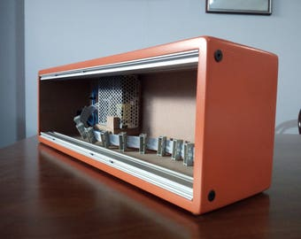 Eurorack case 3 u orange