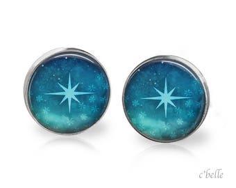 Christmas Earrings Winter-54