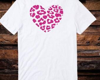 Cheetah Heart Shirts!!!
