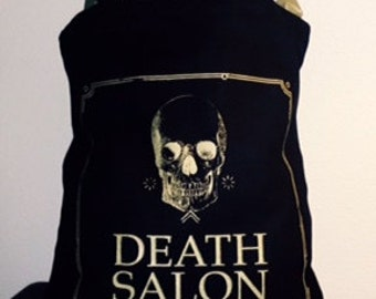 "Order of the Good Death ""Death Salon"" Tote Bag"