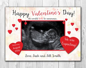 Valentines Baby Announcement Nevse Kapook Co