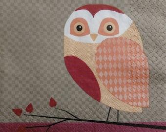 OWL paper towel
