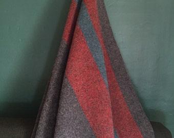 Handwoven Wool Throw