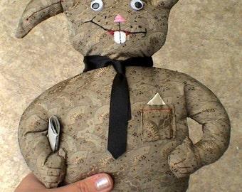 Mr Business Bunny