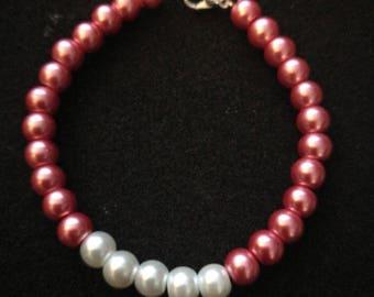 188. Petite Pearl Bracelet