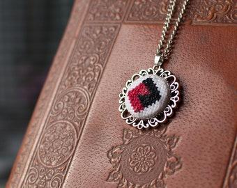 Amulet pendant necklace #6