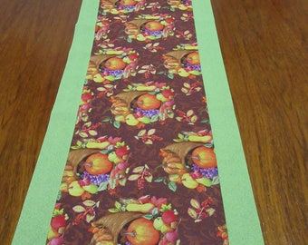 Cornucopia - Table Runner