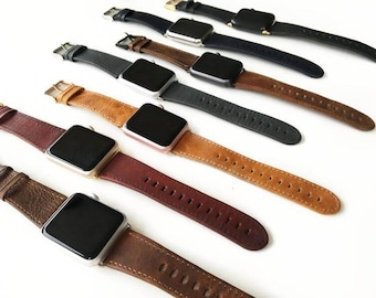 Apple watch band 42mm, Apple watch band, Apple Watch Strap, Apple watch leather, Apple watch, Wearable technology, Wearable tech,iWatch Band