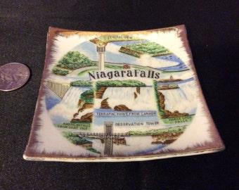 Niagara Falls Trinket Dish