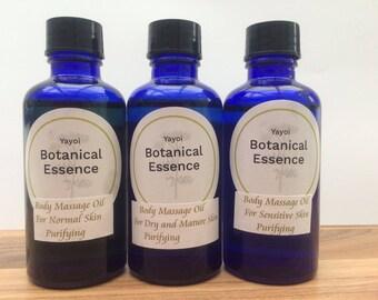 Nourish Body Massage Oil: Purifying