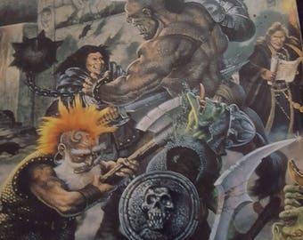 Warhammer Fantasy Roleplay Book 1986