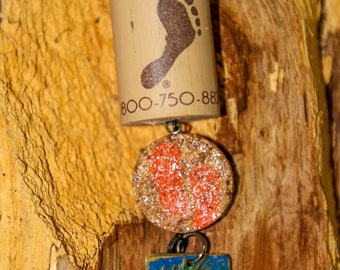 Barefoot Cork Necklace