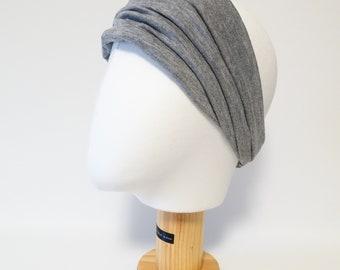 Cotton elastic fashion headband basic headband for women