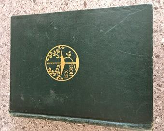 hard cover gardening encyclopedia The Garden Dictionary