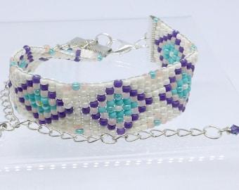 112 Loom Beaded Bracelets