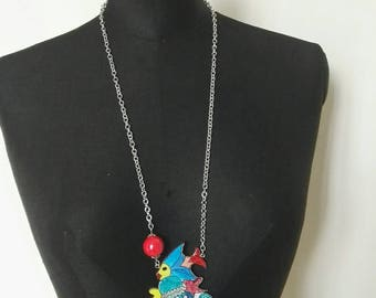Animal mod line necklace. At the bottom of the sea