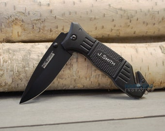 Brother gift tactical knife, gifts for Men, Boyfriend gift, Anniversary gifts for Him, Mens Pocket Knife, Husband gift, Gifts for Dad Knife