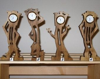 Danceing Clocks
