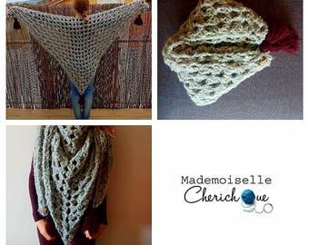 Scarf, Scarf, neck warmer, wool, soft scarf, scarf handmade scarf