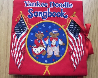 Yankee Doodle Soft Song Book