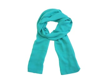 SCARVES | Aqua Scarf | FASHION Accessories | ALPHONSINA