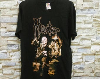 Vintage 90's Buffy The Vampire Slayer Shirt TV Show Master T-Shirt Medium