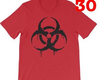 Biohazard T Shirt -